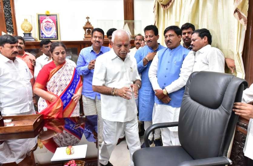 कर्नाटक: बहुमत साबित करने को लेकर येड्डियूरप्पा का बड़ा बयान