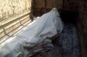 इलाहाबाद में नहीं थम रहा हत्या का सिलसिला, अब शिक्षक की मिली लाश