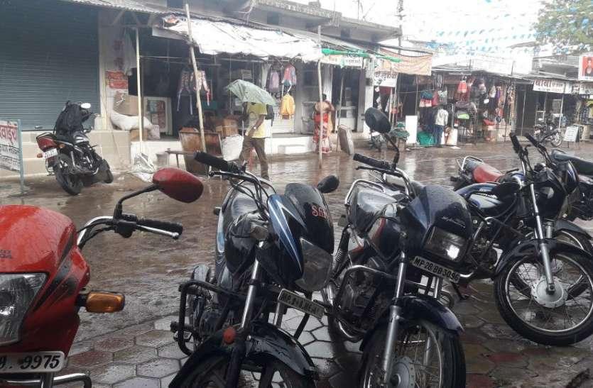 मौसम अजीब : नौतपा के पहले बारिश