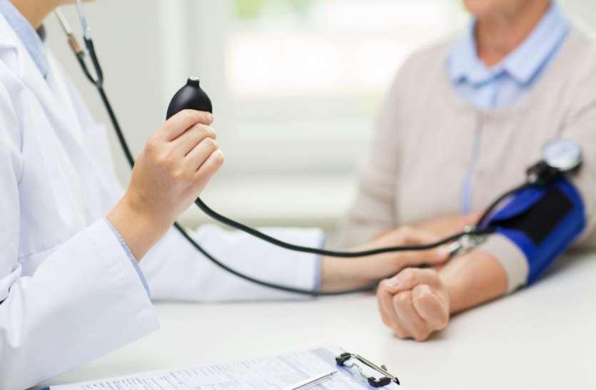 health alert ब्लड प्रेशर के बढ़ रहे मरीज, कम उम्र में हो रही डायबिटीज