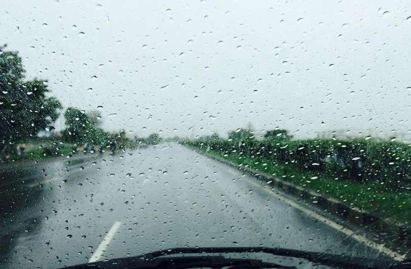 राजस्थान में यहां धूल भरी आंधी के साथ हुई बारिश, मौसम विभाग ने दी ये चेतवानी