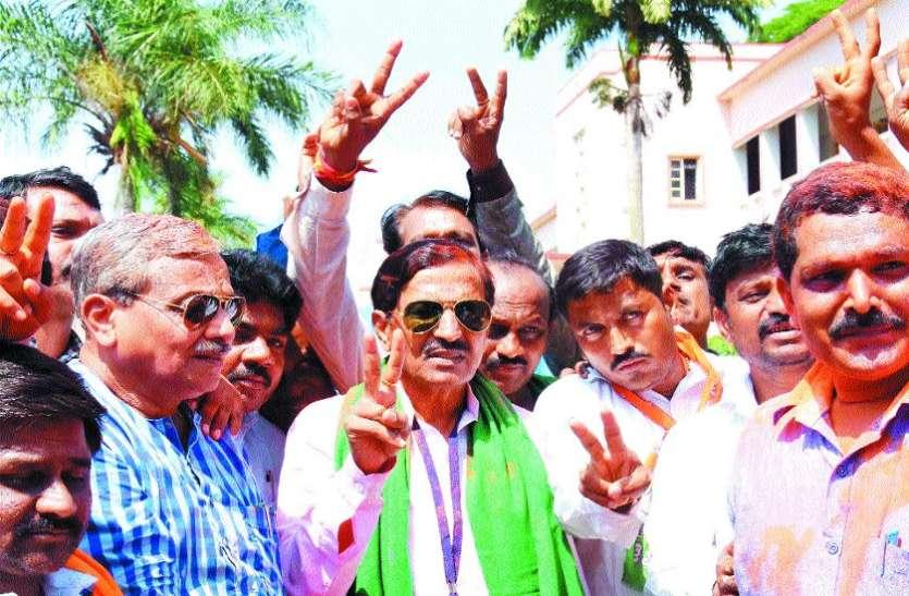 इस बार कलघटगी के मतदाताओं ने दिया भाजपा का साथ