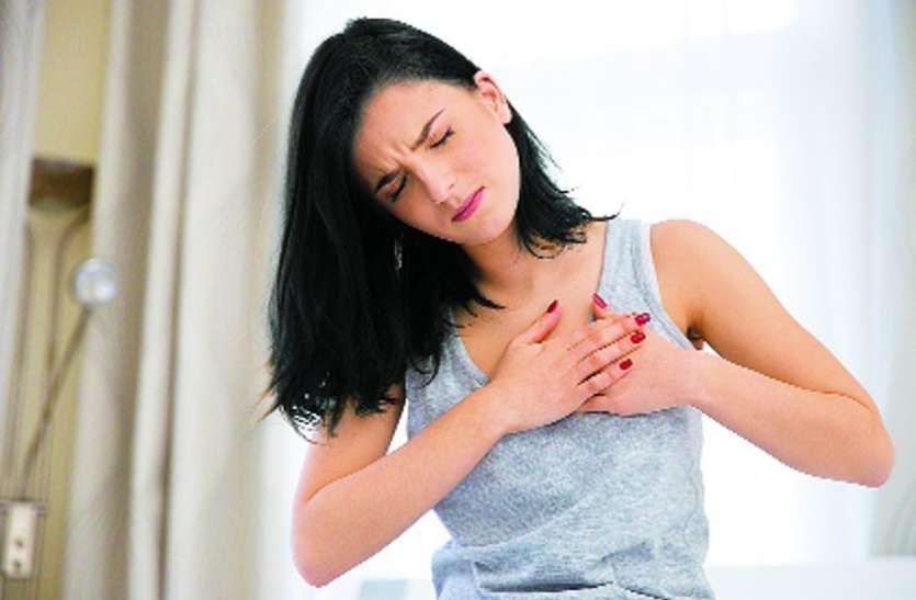महिलाओं में बढ़ रहे हृदय रोग के मामले