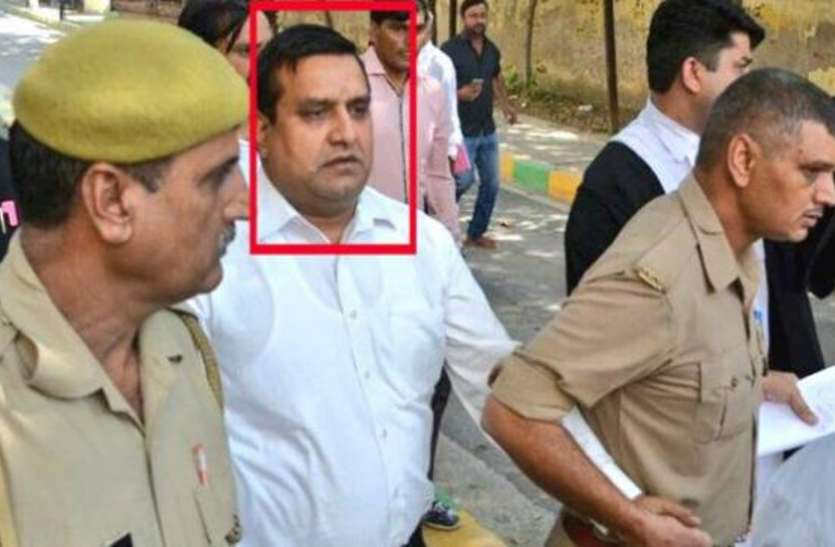 भाजपा नेता की सुपारी देने वाले पूर्व बसपा विधायक की जमानत अर्जी खारिज