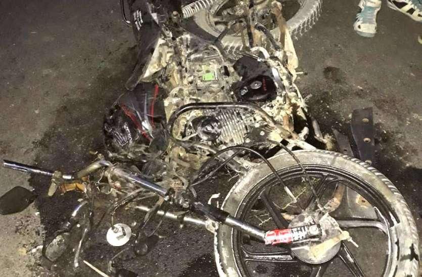 उदयपुर में यहां जीजा-साला की हुई एक साथ मौत, हादसे से गुस्सा लोगों ने कर दिया ऐसा