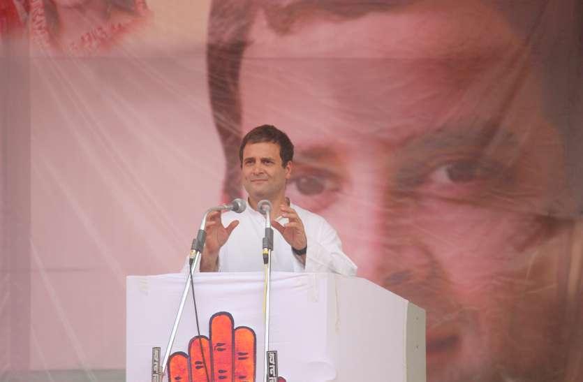 बिलासपुर में बोले राहुल, हिंदू धर्म का मैं हूं असली रक्षक, संघ की तरह इसे इस्तेमाल नहीं करता