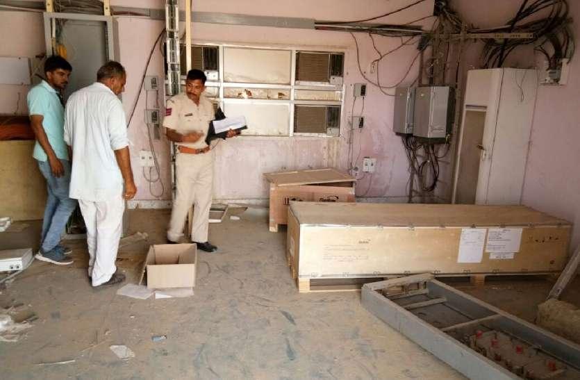 JAISALMER NEWS- वारदात के तीन दिन बाद अधिकारियों की खुली नींद, चौथे दिन पहुंचे पुलिस के पास और...