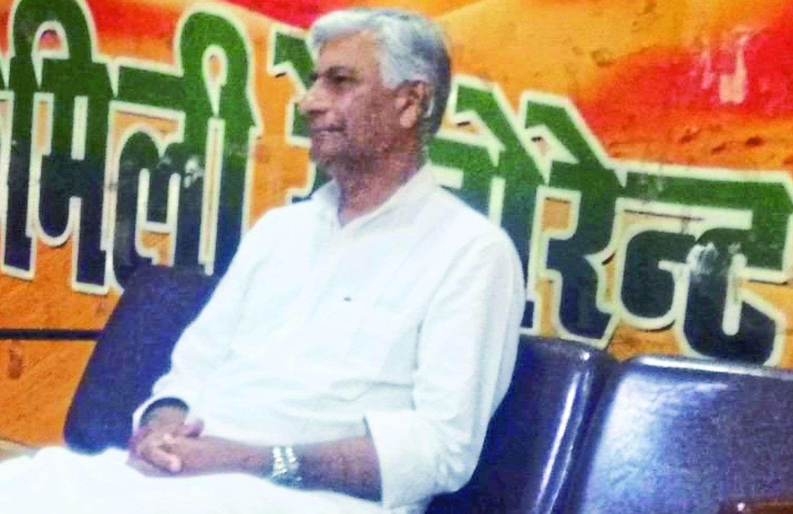 K K singh bhavar