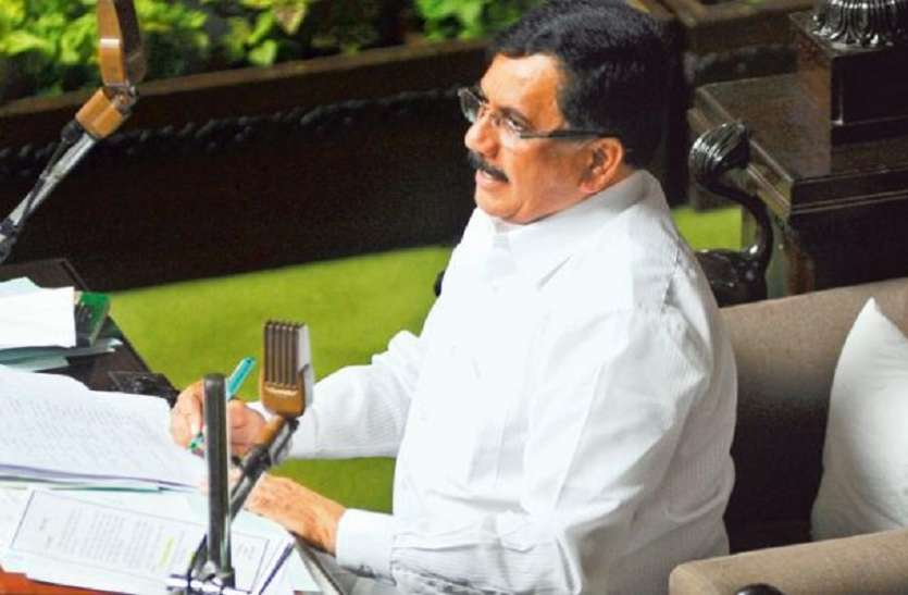 Image result for कर्नाटक: राज्यपाल ने बीजेपी विधायक बोपैया को बनाया प्रोटेम स्पीकर