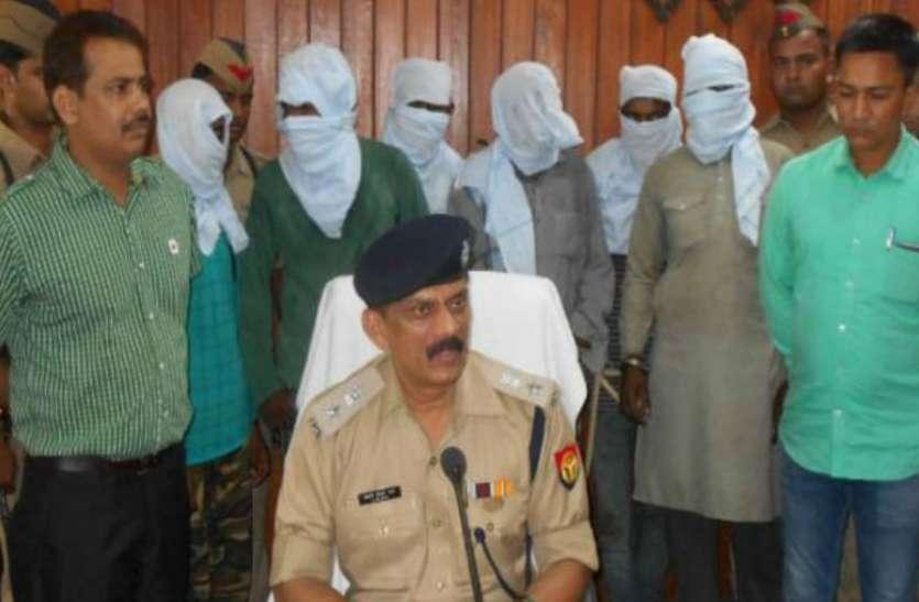 मैनपुरी पुलिस को बड़ी सफलता: करहल लूटकांड का किया खुलासा