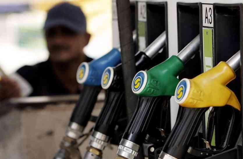 दो साल से जोधपुर में बंद है एल्कोहॉल मिश्रित पेट्रोल