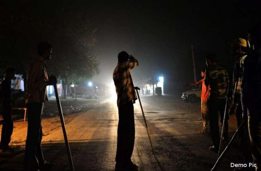 बांसवाड़ा : गश्त के नाम पर पुलिस अफसर खुद कर रहे कामचोरी, फिर कैसे कम हो शहवासियों के घरों से 'चोरी'