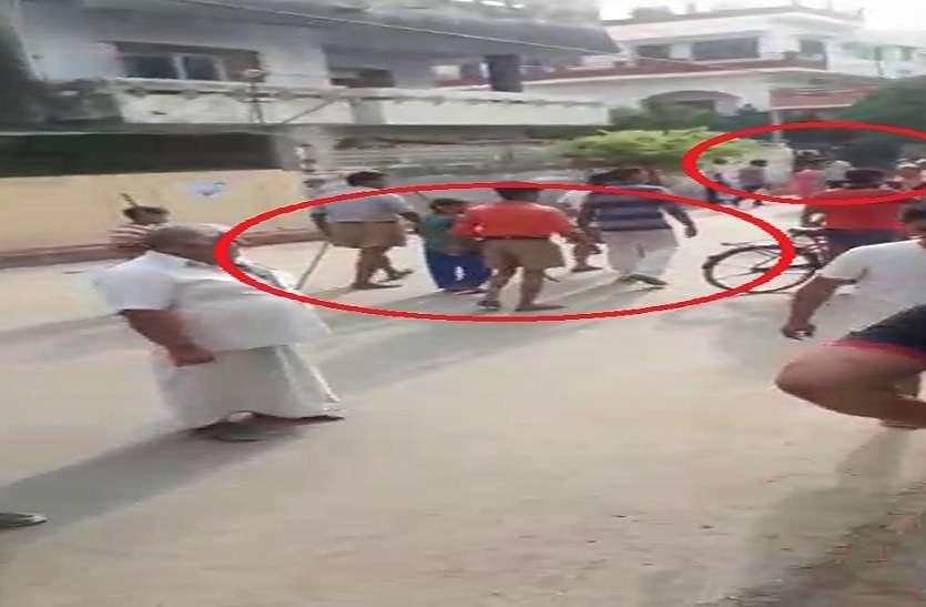 पार्क में शाखा लगाने से रोका तो RSS स्वयंसेवकों मचाया हंगामा, घर में घुस कर बुजुर्गों, महिलाओं से अभद्रता का आरोप