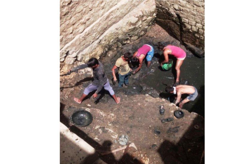 जलसंकट को देखते हुए जल स्त्रोतों को पुनर्जीवत करने की युवाओं ने ठानी