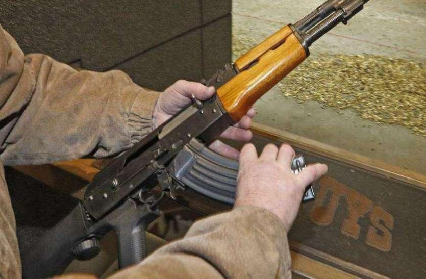 बड़ी खबर: आतंकवादियों को बेच दी सेना की एके-47! इस फैक्ट्री से चुराई