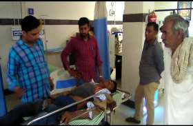 सूरतगढ़ सुपर क्रिटीकल इकाई में चैन ब्लॉक टूटने से मजदूर घायल
