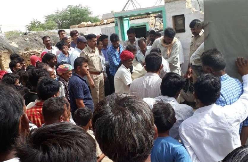 JAISALMER NEWS- राजस्थान में यहां फांसी से युवक की मौत, वहां इस कारण से यह हुए घायल