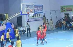 JAISALMER NEWS- राज्य स्तरीय बॉस्केटबॉल प्रतियोगिता में इस कारण से बढ़ गया रोमांच
