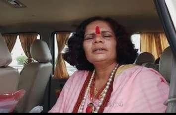 अब कर्नाटक मामले में कूदी साध्वी प्राची, राहुल गांधी के बारे में कह दी ऐसी बात कि मच गया हड़कंप