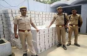 पंजाब से तस्करी कर लाई गई 30 लाख की अवैध शराब बरामद