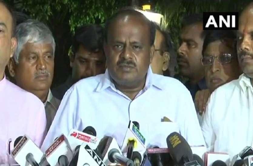 कर्नाटक: कांग्रेस ने मनाई टीपू जयंती, सीएम एचडी कुमारस्वामी ने किया किनारा