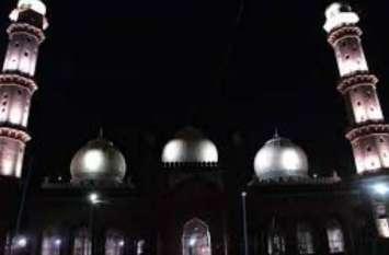 रमजान माह में नमाजियों के लिए खुशखबरी, तरावी के लिए ताजमहल रात्रि में खुलेगा, जानिए समय