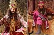 इस मशहूर टीवी एक्टर को चढ़ा 'खिलजी' का बुखार, हूबहू नजर आए रणवीर सिंह की तरह