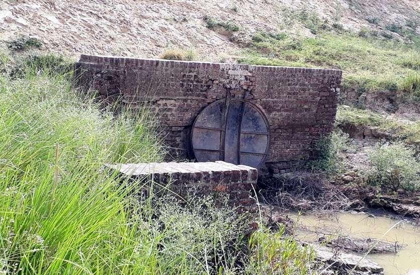 रैटहोल, रेनकट वाले जर्जर बांध बुद्ध भूमि पर लिखेंगे तबाही की इबारत