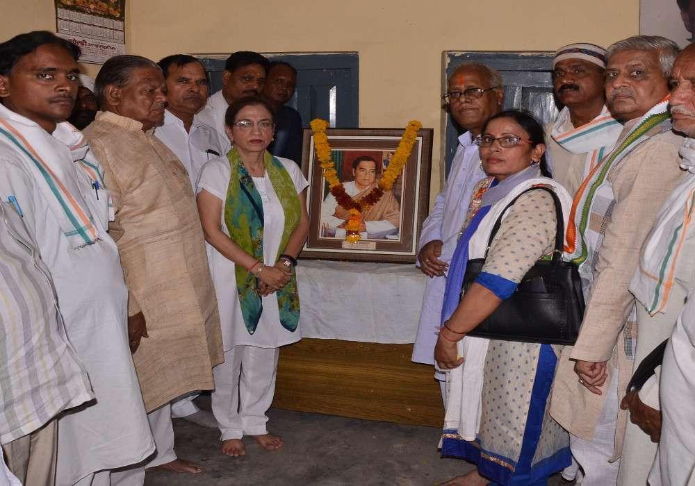 On sacrifice day of Rajiv Gandhi