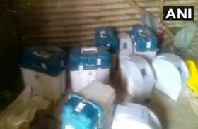 कर्नाटक: एक मजदूर के घर से वीवीपैट की 8 मशीनें मिलने से राजनीति गरमाई, जांच में जुटी पुलिस