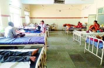 ग्वालियर शहर में फैला इस बीमारी का भयंकर प्रकोप ३ हजार लोग हुए बीमार