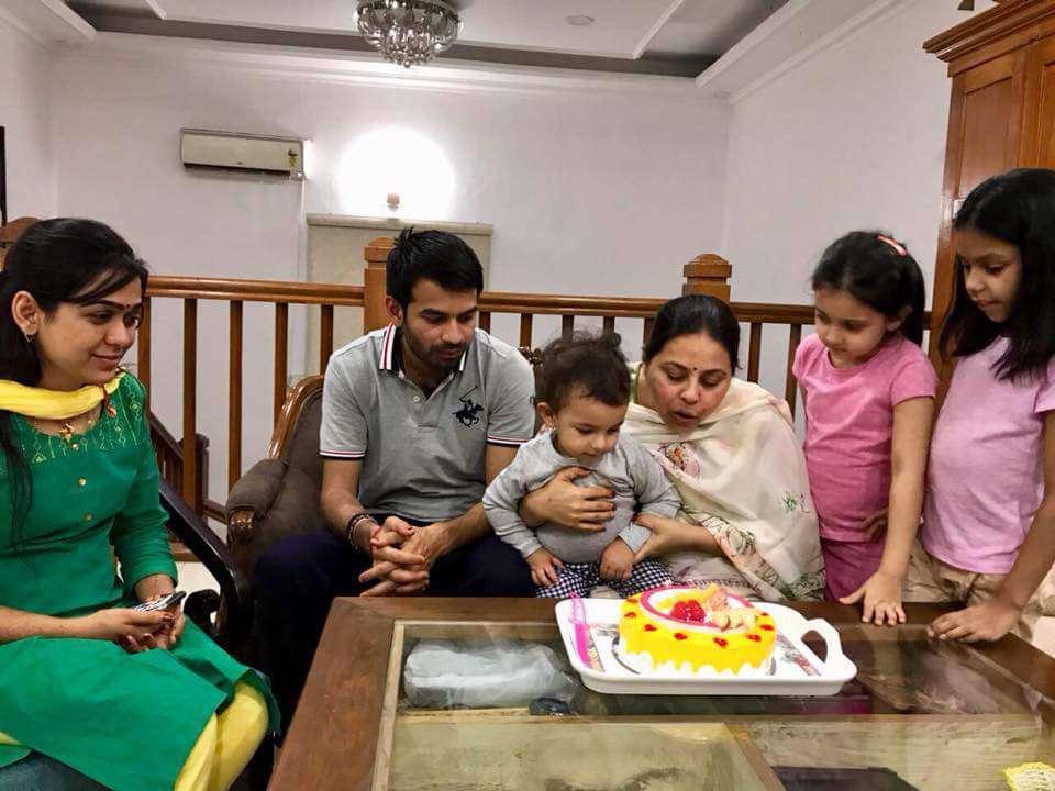 miss bharti birthday celebration