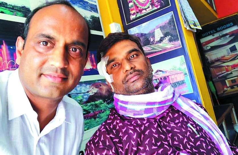 लापता प्रतापगढ़ नगर परिषद सभापति यशवंतपुर स्टेशन पर मिले