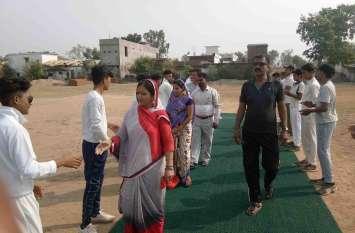 भरवेली टापर्स की जय, कटंगी को मात