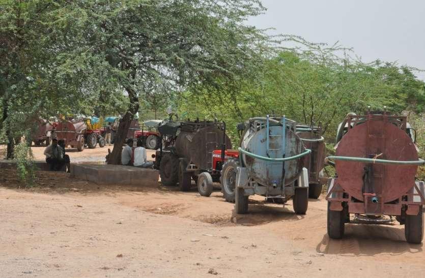 नागौर : नहरी पानी को लेकर आई इस सूचना ने बढाई चिंता