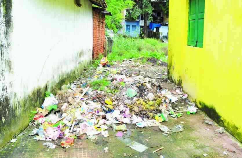 तीन माह से सफाई के ठेके का निगम ने नहीं किया पेमेंट, कोरबा जोन में ठेकेदारों ने बंद किया काम
