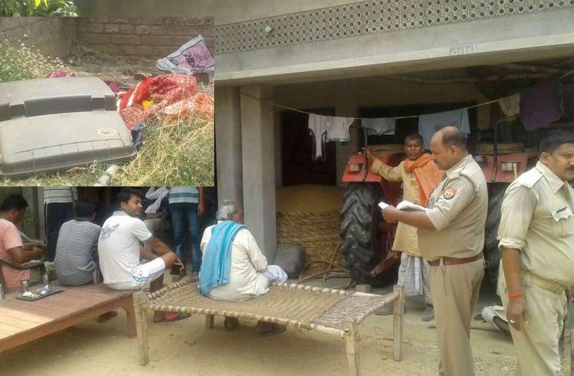 देर रात माकान में दाखिल चोरों ने नकदी समेत गहनों पर किया हांथ साफ