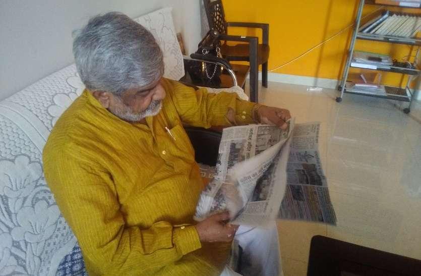 जलसंरक्षण के कार्यो को प्राथमिकतासे मिलेगी सांसद निधि- कैलाश सोनी