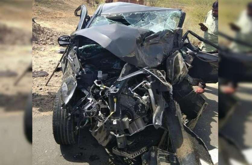 Churu Accident LIVE : NH-52 पर इस गलती के कारण हुई 4 जनों की दर्दनाक मौत, लोगों ने यूं बयां किया हादसे का आंखों देखा हाल