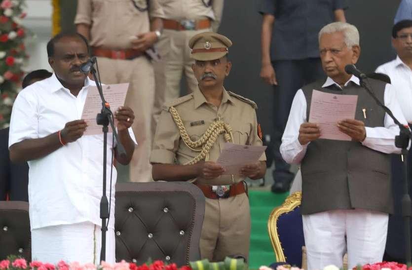 कर्नाटक: सप्ताह भर में दो सीएम