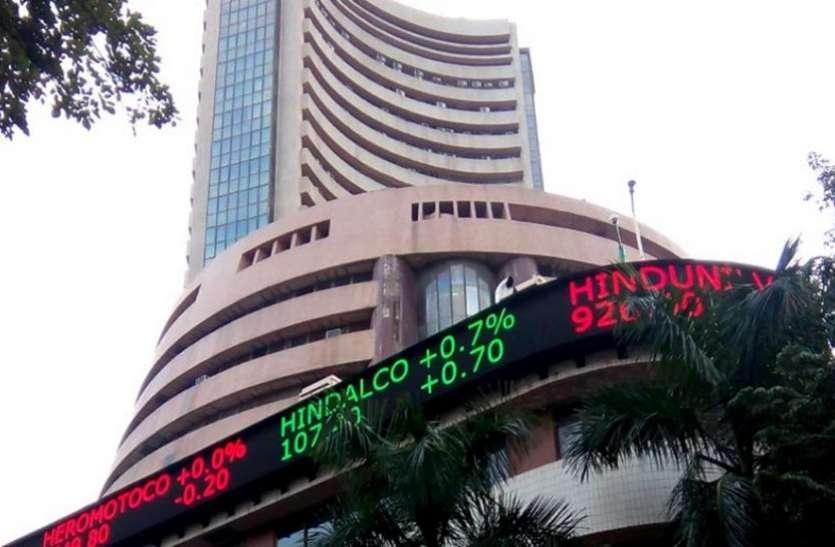 कर्नाटक चुनाव से उबरा शेयर बाजार, 318 प्वाइंट्स के बढ़त के साथ बंद हुअा शेयर बाजार, निफ्टी भी बढ़त के साथ बंद