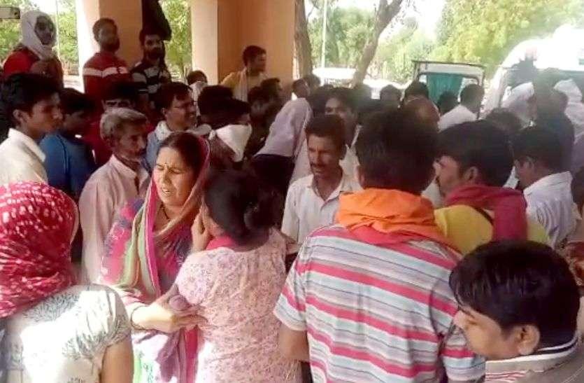 राजस्थान में भयंकर सड़क हादसा, चूरू के मामा-भांजा समेत चार जनों की मौत, अनेक लोग हुए घायल