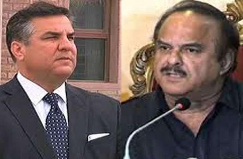 पाकिस्तान: टीवी टॉक शो में पीटीआई के नेता ने खोआ अपना आपा, मंत्री महोदय को जड़ दिया थप्पड़