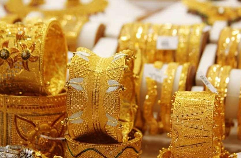 32 हजार के पार पहुंचा सोना, चांदी में नरमी