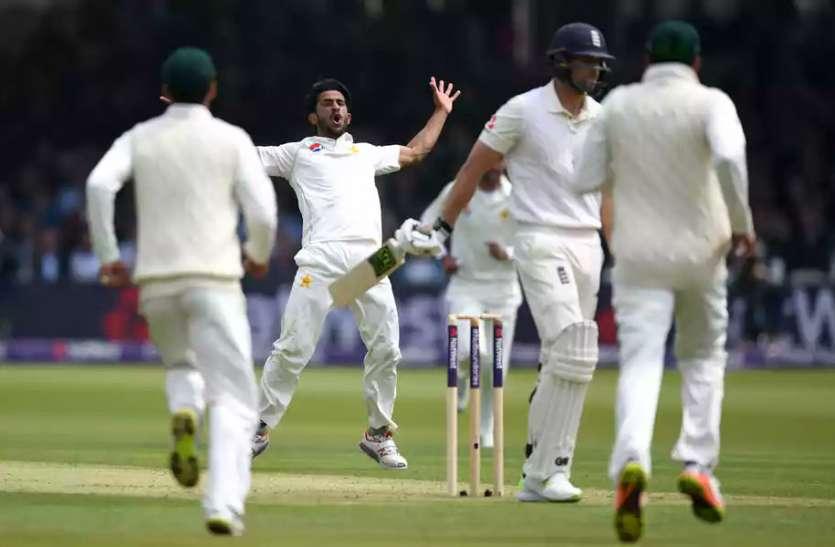 Eng vs Pak : हसन अली की शानदार गेंदबाजी, पाकिस्तान ने इंग्लैंड को 184 पर किया ढेर