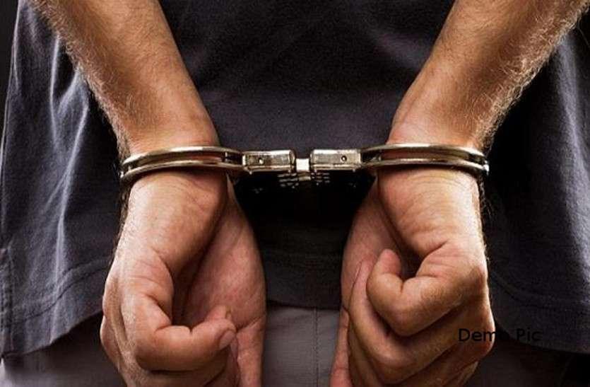 वो करने आए थे दुकानदार से अवैध पुलिस , जब नहीं दिए पैसे तो दे डाली ऐसी खतरनाक धमकी