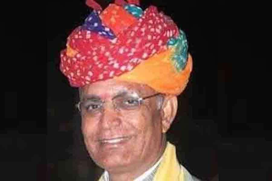 jaswant singh bishnoi in jodhpur