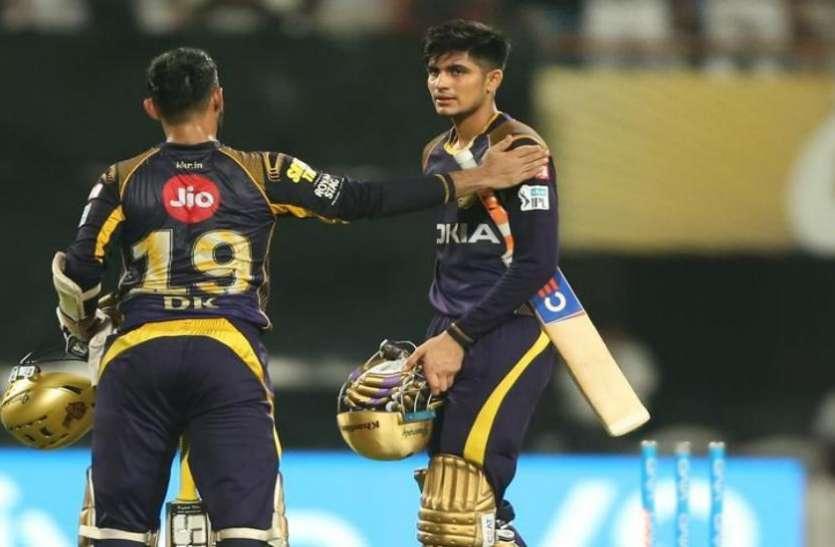 IPL 2018: कप्तान कार्तिक ने युवराज के इस चेले के सिर बांधा जीत का सेहरा, कही दिल जीतने वाली बात