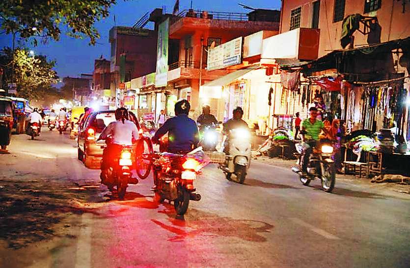 चहेतों के लिए मंत्री ने रोड की चौड़ाई कम करने का लिया फैसला