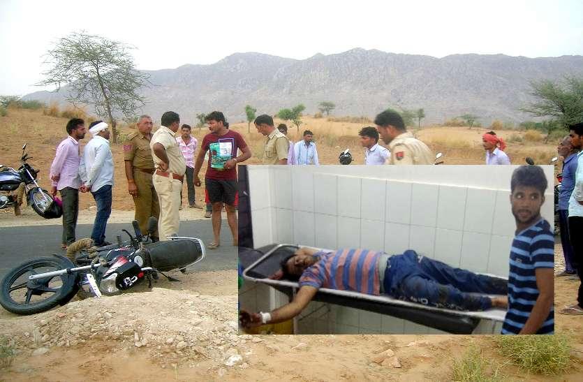 आनंदपाल के गुर्गों ने शराब ठेका संचालक के तोड़े पैर काटा हाथ, लूट ले गए लाखों रुपए
